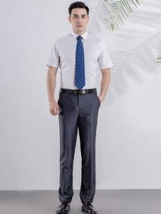 雅戈尔男装白衬衫