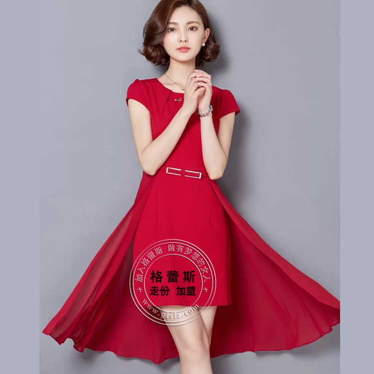武汉女人屋汉派女装品牌折扣店货源