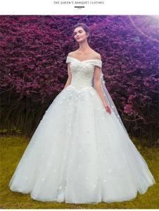 阅爱婚纱定制新品婚纱