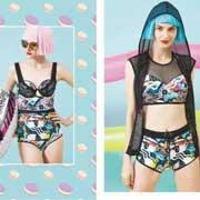 Bodystyle布迪设计-玩转夏日沙滩怎么少得了你