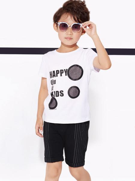 快乐丘T恤新款