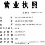 东莞市康瑞服饰有限公司企业档案