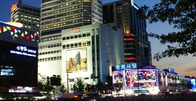 韩国东大门