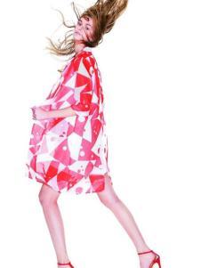 伊莎贝尔·阿珈尼女装雪纺衫
