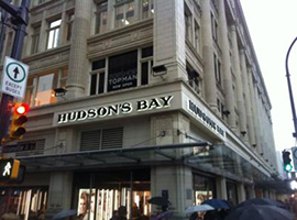 哈德逊湾四季度转亏 将重新调整聚焦更高端品牌