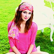 格蕾斯女装新品上市,演绎夏天风采
