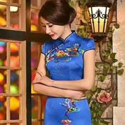 衬茉新款旗袍 惊艳了你的芳菲岁月