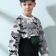 PeTiT AvRiL贝甜童装2017新品 打造宇宙世界里的迷彩小战士