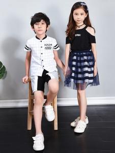 sognikids卓维乐2017新品男童衬衫