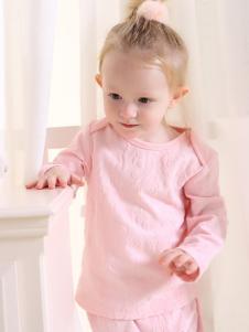 卓儿婴童装长袖和袍套装