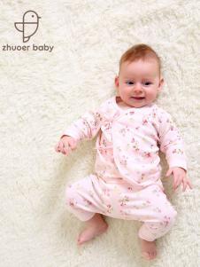 卓儿婴童装印花和尚服