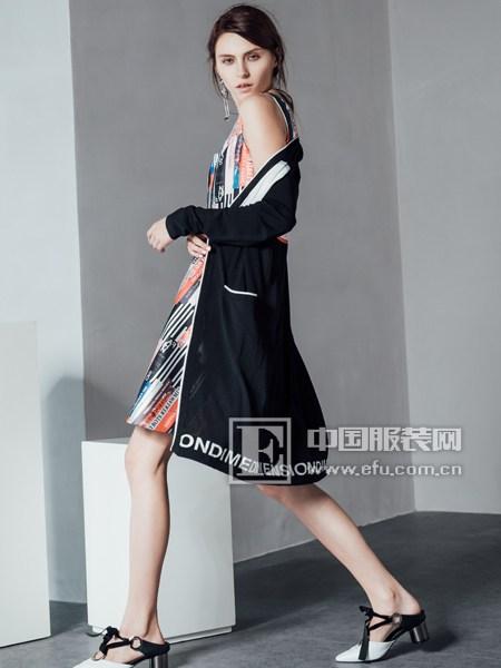威丝曼女装新品:摩登女郎变身记