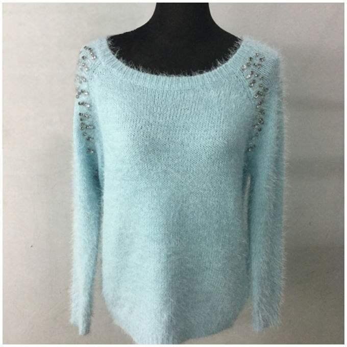 丝光羊毛衫加工羊毛衫生产厂家