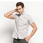 佰威奇纯色衬衫表达自己的专属追求