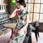衣魅人夏新款旗袍 打造你的卓越风姿