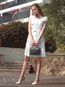 莎斯莱思2017年夏季新款连衣裙