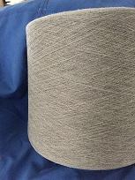 棉羊毛纱线90/10 32支色纺纱