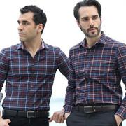 富绅男士精致衬衫 男人的魅力之选