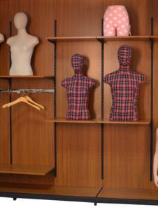 美亚展示新款半身模特
