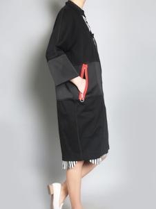 零时尚17时尚新款连衣裙