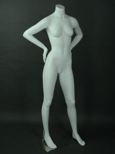 美亚展示新款女全身模特