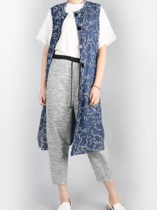 零时尚买手品牌女装17新款两件套