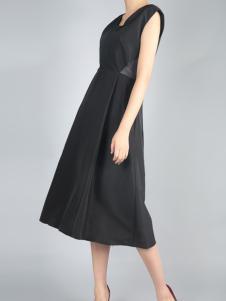 零时尚买手品牌女装17新款连衣裙