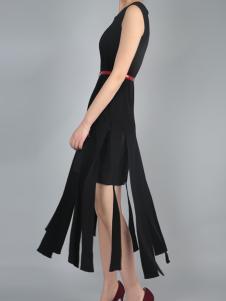 零时尚17个性连衣裙夏款