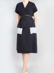 零时尚设计师风格春夏新款