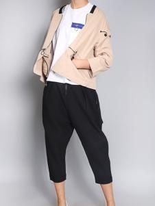 零时尚买手品牌女装17春小外套
