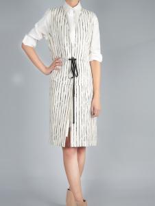 零时尚设计师风格套装裙