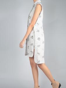零时尚时尚连衣裙夏款