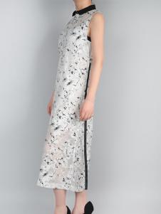 零时尚17新款时尚连衣裙