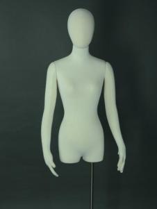美亚展示新款大人半身模特