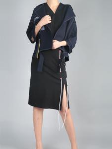 零时尚买手品牌女装17简约套装