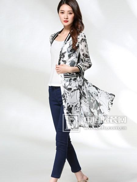 适时雅集女装:绽放女人灵动的优雅魅力