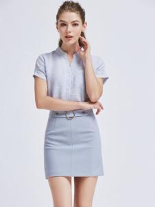摩兰度女装摩兰度2017春夏新品包臀裙