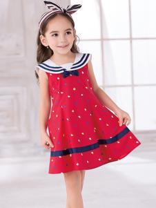 泰迪珍藏可爱连衣裙