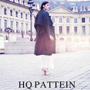 HQ Pattein图案女装时尚分享| 精致女人的时尚衣柜应该是这样的!