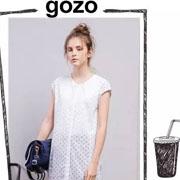 gozo女装时尚穿搭|爱上率性与镂空