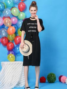 戴莉格琳夏装连衣裙新品