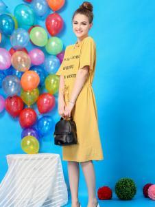 戴莉格琳新款连衣裙