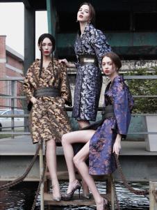 绘事后素2017春夏新品裙装
