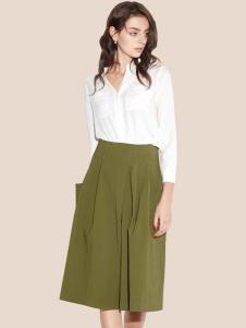 宠爱女人2017春夏新品白衬衫