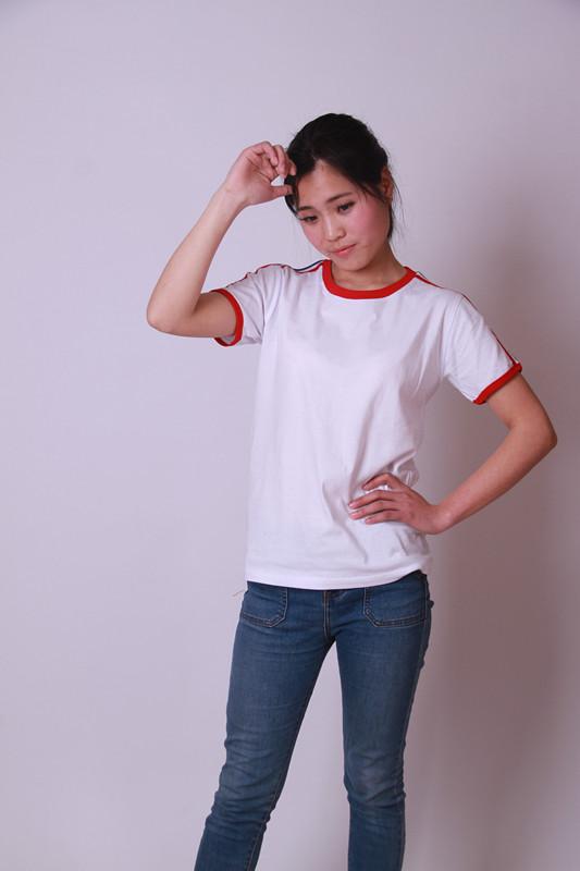 郑州在哪儿定做涤棉广告衫