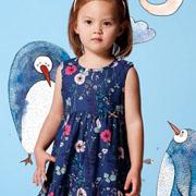 春夏季流行怎样的连衣裙?捷米梵童装2017新品活力来袭