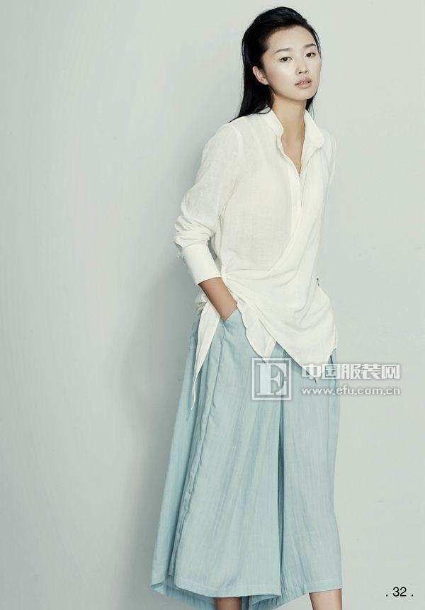 纯粹女装:协调而含蓄 创造舒适美