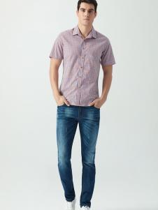 Legend Paul传奇保罗2017春夏新品衬衫
