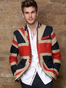 JACK SOUTH男装英伦风外套