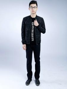 酷蓝天空男装酷蓝天空2017春夏新品短款外套